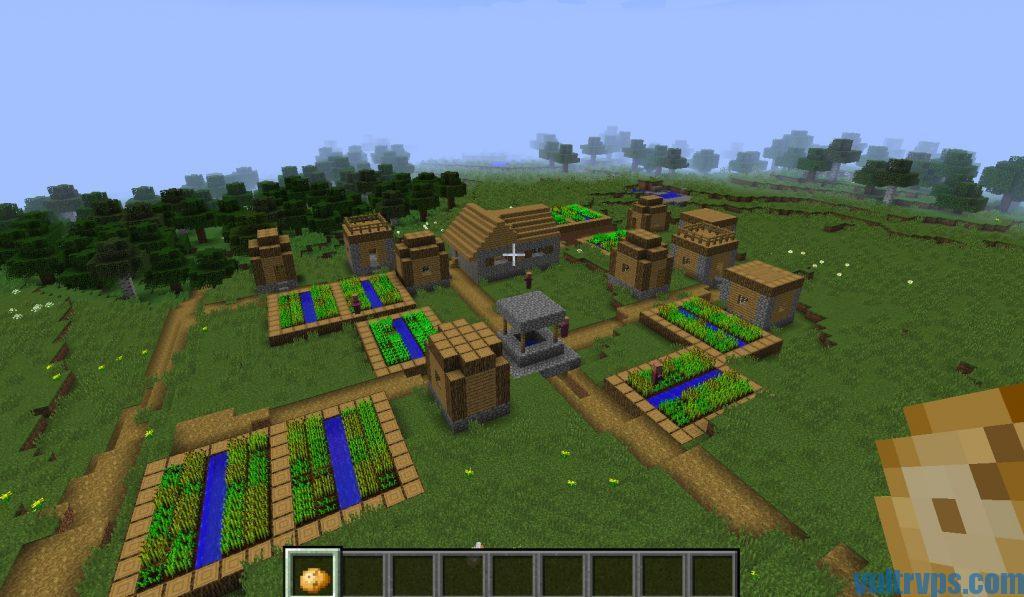 Vultr 快速搭建 Minecraft